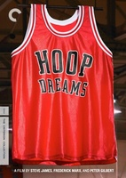 Hoop Dreams movie poster (1994) picture MOV_80305437