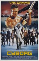 Cyborg movie poster (1989) picture MOV_80392c88