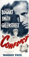 Conflict movie poster (1945) picture MOV_803be490