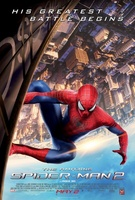 The Amazing Spider-Man 2 movie poster (2014) picture MOV_803dbe2b