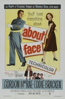 About Face movie poster (1952) picture MOV_804bb2c7