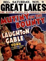 Mutiny on the Bounty movie poster (1935) picture MOV_8050538f