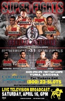 Bellator Fighting Championships movie poster (2009) picture MOV_8053af94