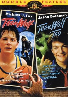 Teen Wolf Too movie poster (1987) poster MOV_80561470