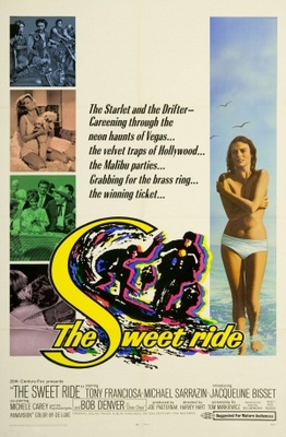 The Sweet Ride movie poster (1968) poster MOV_80590387