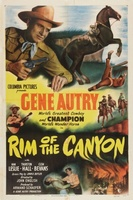 Rim of the Canyon movie poster (1949) picture MOV_805f1f21