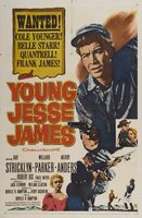 Young Jesse James movie poster (1960) picture MOV_806814fc