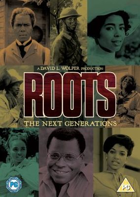 Roots movie poster (1977) poster MOV_80697d7e