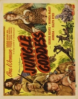 Jungle Goddess movie poster (1948) picture MOV_8069bf7a