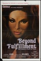 Beyond Fulfillment movie poster (1975) picture MOV_8070388f