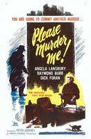 Please Murder Me movie poster (1956) picture MOV_80713693