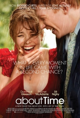 About Time movie poster (2013) poster MOV_8073b71a
