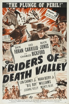 Riders of Death Valley movie poster (1941) poster MOV_80791b17