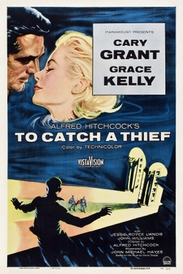 To Catch a Thief movie poster (1955) poster MOV_807984f3