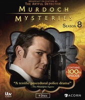 Murdoch Mysteries movie poster (2008) picture MOV_8079ebd8