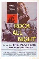 Rock All Night movie poster (1957) picture MOV_807dceb0