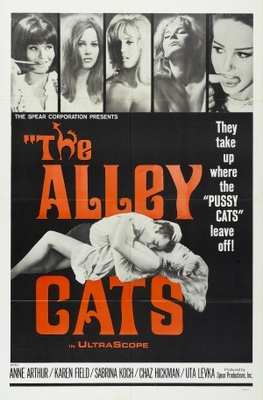 Alley Cat movie poster (1984) poster MOV_807de0af
