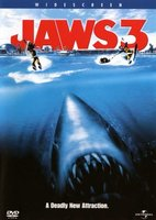 Jaws 3D movie poster (1983) picture MOV_80817b62
