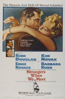 Strangers When We Meet movie poster (1960) picture MOV_80818809
