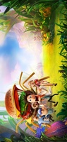 Cloudy with a Chance of Meatballs 2 movie poster (2013) picture MOV_80844bc8