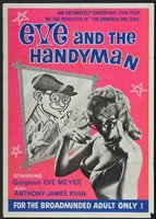 Eve and the Handyman movie poster (1961) picture MOV_80868b11