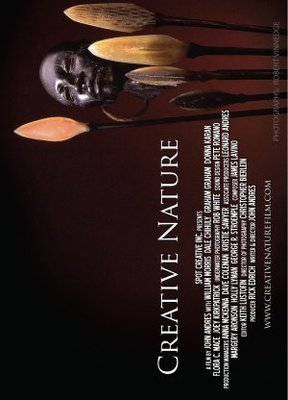 Creative Nature movie poster (2008) poster MOV_8087b2d7