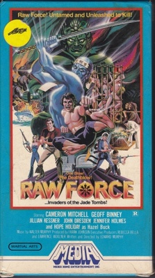 Raw Force movie poster (1982) poster MOV_8096bbde