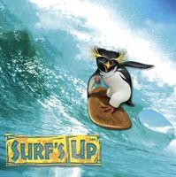 Surf's Up movie poster (2007) picture MOV_cbb68911