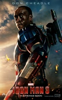 Iron Man 3 movie poster (2013) picture MOV_809f891c