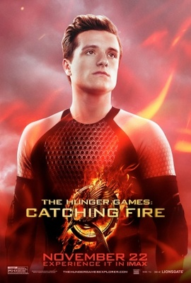 The Hunger Games: Catching Fire movie poster (2013) poster MOV_80a31611