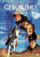 Geronimo: An American Legend movie poster (1993) picture MOV_80a50a59