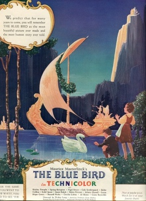 The Blue Bird movie poster (1940) poster MOV_80a5e823