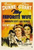 My Favorite Wife movie poster (1940) picture MOV_80b0b438