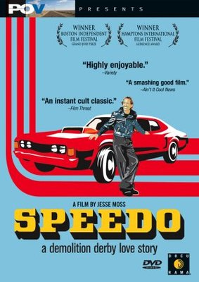 Speedo movie poster (2003) poster MOV_80b454e2