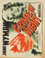 Crime by Night movie poster (1944) picture MOV_80b61a78
