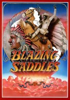 Blazing Saddles movie poster (1974) picture MOV_80b8571f
