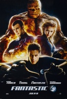 Fantastic Four movie poster (2005) picture MOV_80ba09e4