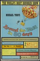 Around the World in Eighty Days movie poster (1956) picture MOV_80bacd56