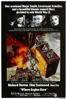 Where Eagles Dare movie poster (1968) picture MOV_80beb5aa