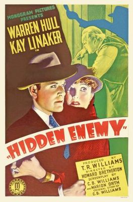 Hidden Enemy movie poster (1940) poster MOV_80c0e202