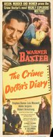 The Crime Doctor's Diary movie poster (1949) picture MOV_80c5f598