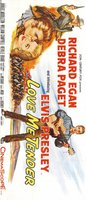 Love Me Tender movie poster (1956) picture MOV_80c7bcec