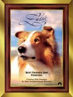 Lassie movie poster (1994) picture MOV_80ca7e85