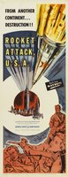 Rocket Attack U.S.A. movie poster (1961) picture MOV_80cb3225