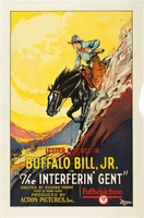 The Interferin' Gent movie poster (1927) picture MOV_80cf2f8a