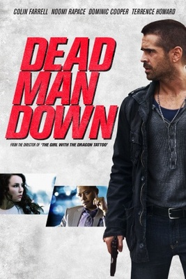 Dead Man Down movie poster (2013) poster MOV_80d155cc