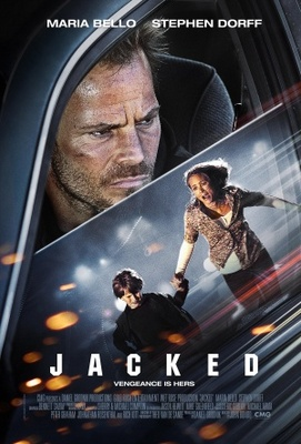 Carjacked movie poster (2011) poster MOV_80d29171