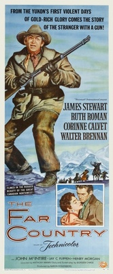 The Far Country movie poster (1954) poster MOV_80d368dc