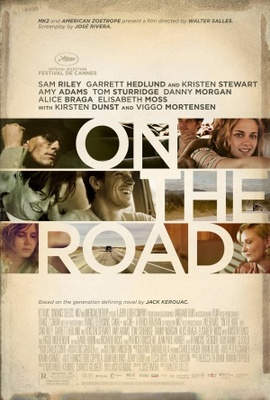 On the Road movie poster (2012) poster MOV_80d70cb2