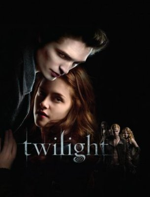 Twilight movie poster (2008) poster MOV_80dcbf72
